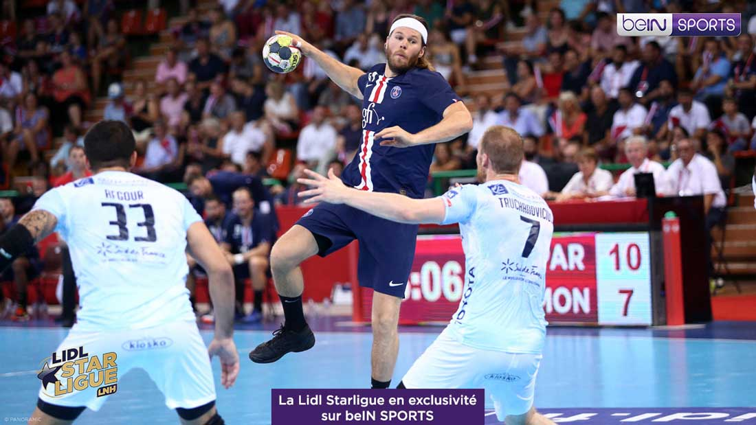 L'EHF Champions League